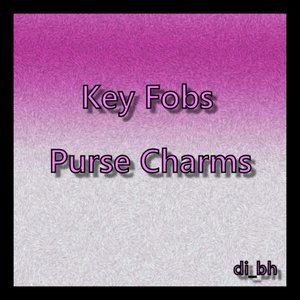 Key Fobs/Purse Charms